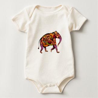 WITNESS THE HARMONY BABY BODYSUIT