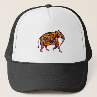 WITNESS THE HARMONY TRUCKER HAT