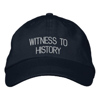 Witness to History Hat