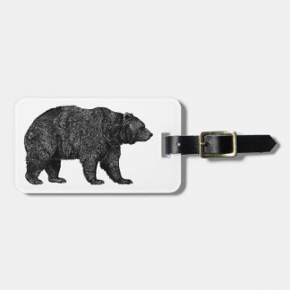 WITNESS TO IT LUGGAGE TAG
