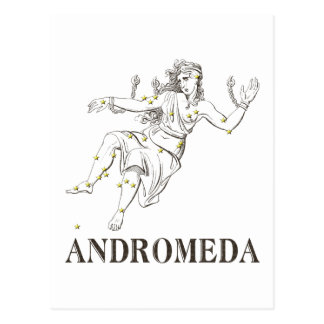 WITS: Andromeda Postcard