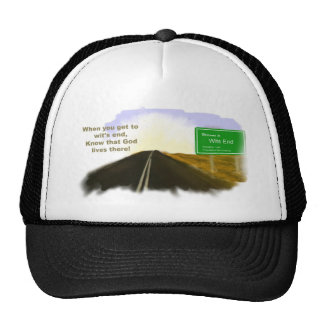 Wits End Road Hat