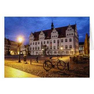 Wittenberg Night Notecard