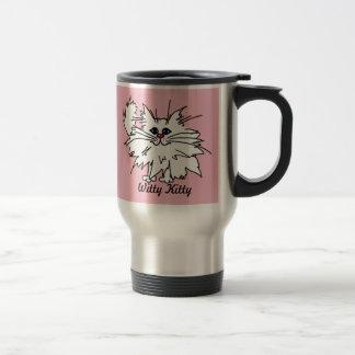 Witty Kitty Go Mug