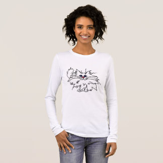 Witty Kitty Long Sleeve Top