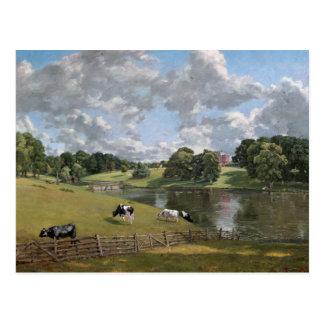 Wivenhoe Park, Essex Postcard