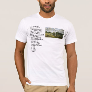 Wivenhoe Park T-Shirt