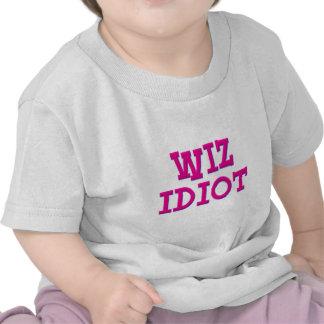 Wiz Idiot T Shirt
