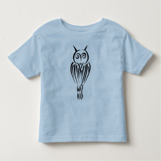 "'Wiz Kid"" Owl Pictogram - Kid Tee Shirt"