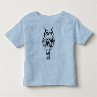 "'Wiz Kid"" Owl Pictogram - Kid Tee Shirt"