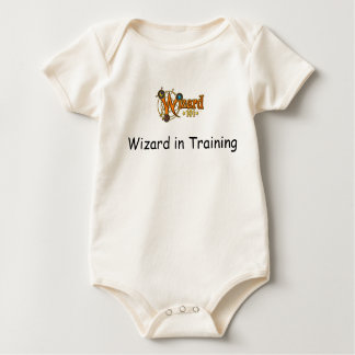 Wizard101 Baby Onesee - Wizard in Training Baby Bodysuit
