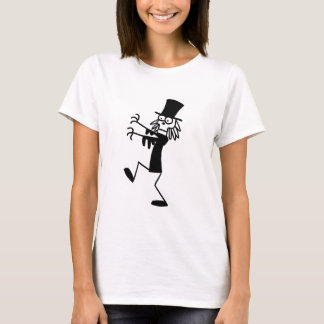 Wizard101 Doodle Ghoul (Black & White) T-Shirt