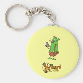 Wizard101 Gobbler Keychain