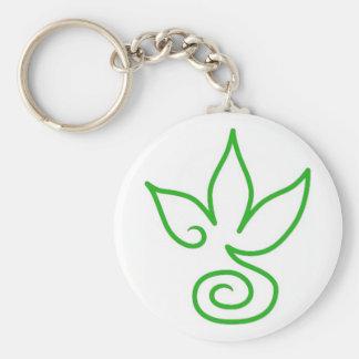 Wizard101 Life Keychain