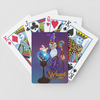 Wizard101 Merle Ambrose Bicycle Playing Cards