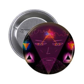 Wizard Pinback Button