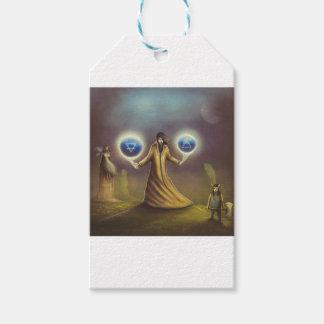 wizard fantasy magic gift tags