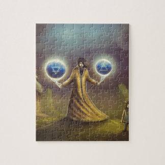 wizard fantasy magic jigsaw puzzle