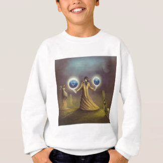 wizard fantasy magic sweatshirt