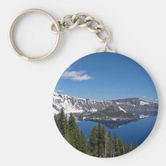 Wizard Island Key Ring