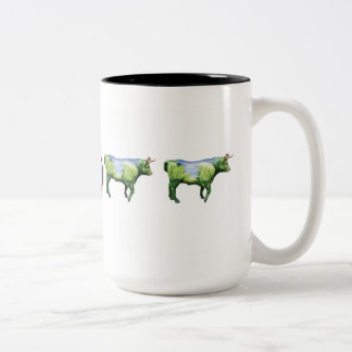 """Wizard of Ox"" 15 oz mug"