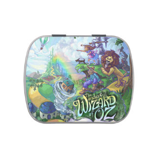 Wizard of Oz Candy Tin