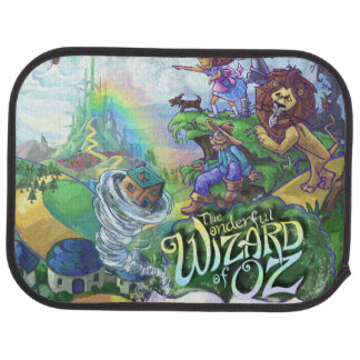 Wizard of Oz Car Mat