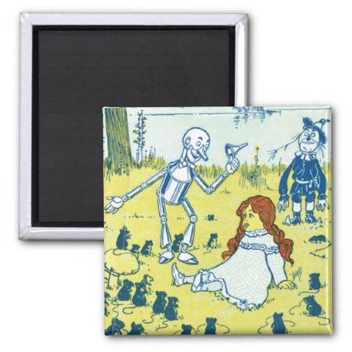 Wizard of Oz Fridge Magnets