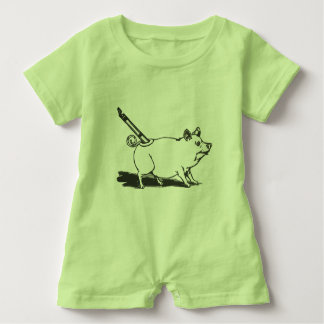 Wizard of Oz - Tin Pig Whistle Baby Bodysuit
