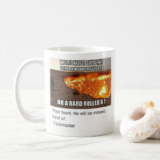 Wizard or Bard mug