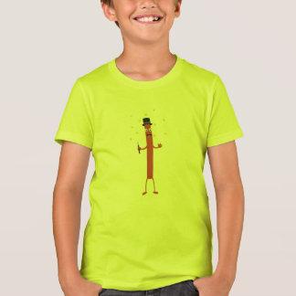 Wizard Sausage Z3hqx T-Shirt