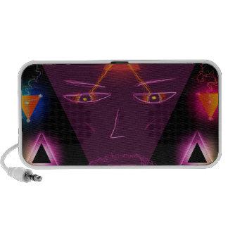 Wizard iPhone Speakers