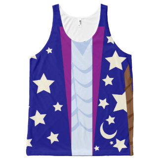 Wizards Robes Costume All-Over Print Singlet