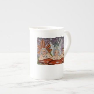 Wize Wimmin Fae Tea Cup