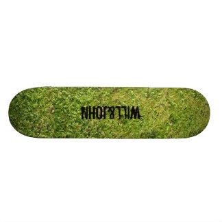 WJ skateboard green