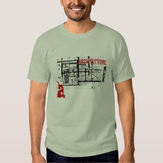 WJ T-shirt architecture