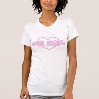 WK Girl Logo Tee Shirts