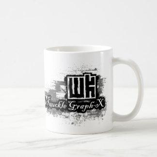 WK Grunge logo Coffee Mug