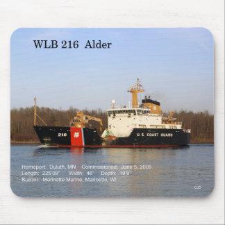 WLB 216 Alder mousepad