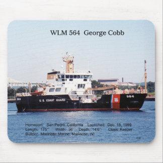 WLM 564 George Cobb mousepad