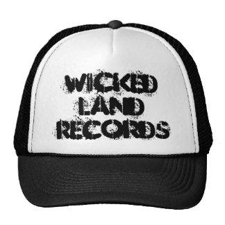 WLR Trucker Hat (black)
