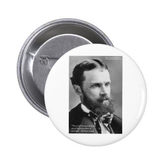 Wm James Wise Overlook Wisdom Quote Gifts Pin