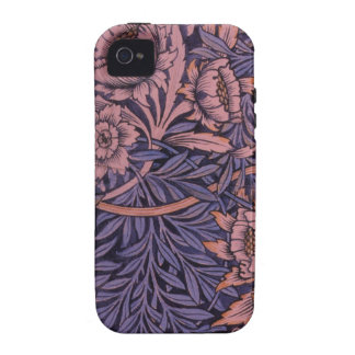 Wm Morris Floral on Phone Cases and Covers iPhone 4/4S Covers