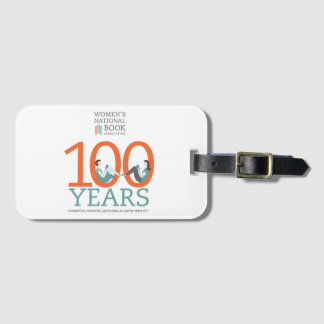 WNBA 100 Years Luggage Tag