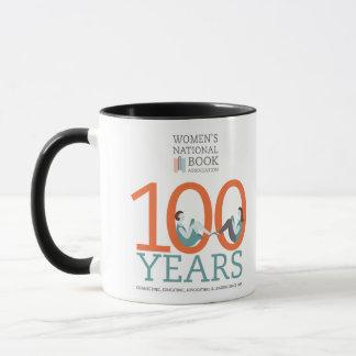 WNBA 100 Years mug