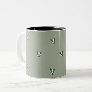 Wo Two-Tone Coffee Mug
