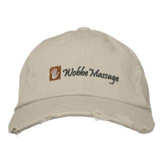 WobbeMassage Embroidered Hat