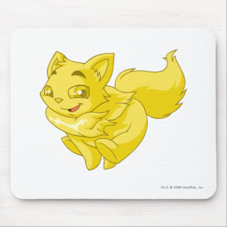 Wocky Gold Mouse Pad