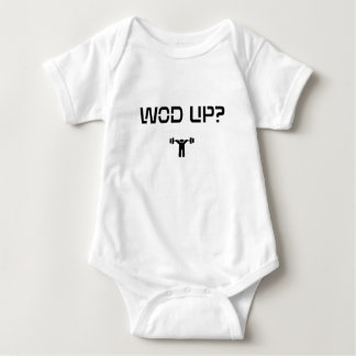 WOD UP BABY BODYSUIT