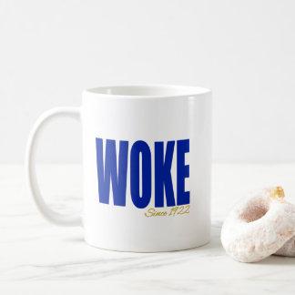 Woke Since 1922 Mug